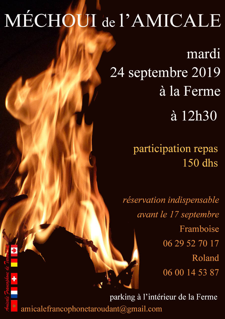 flyer méchoui 24 septembre 2019